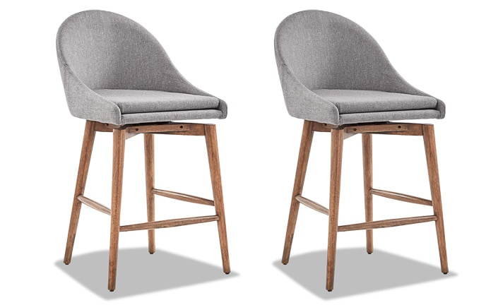 Enjoyable Bar Stools Bobs Com Uwap Interior Chair Design Uwaporg