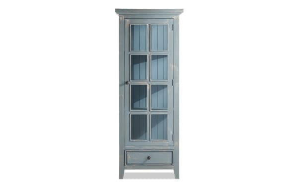 Nordic Blue Jelly Cabinet