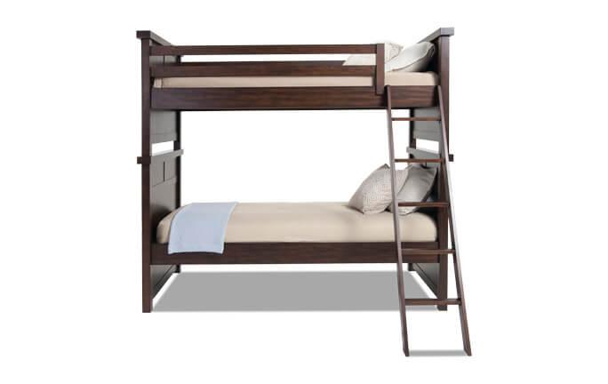 Peachy Bunk Beds Bobs Com Bralicious Painted Fabric Chair Ideas Braliciousco