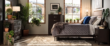 Espresso Master Bedroom Furniture