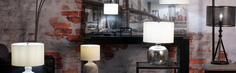 Shop lamps & lighting