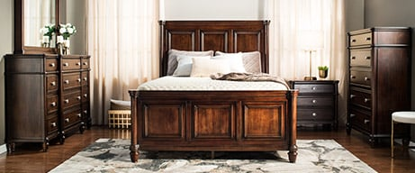 Fine Hanover Bedroom Collections Bobs Com Download Free Architecture Designs Grimeyleaguecom