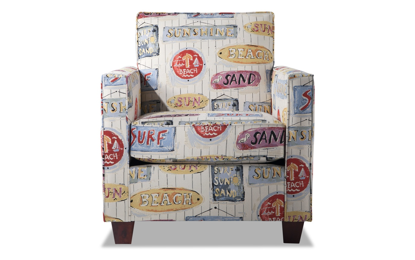 Charmant Ariel Sunshine Accent Chair