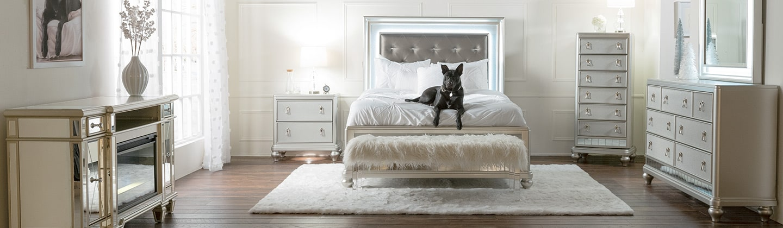 Diva Ii Bedroom Collections Bobs Com