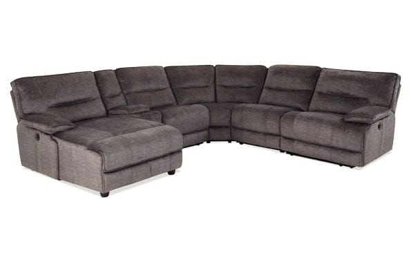Pacifica Power Reclining Sectional