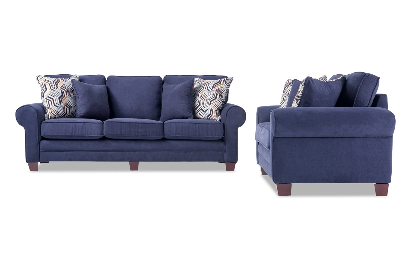Gracie Sofa Loveseat